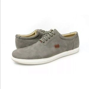 Steve Madden Renold Canvas Sneakers Leather Shoes